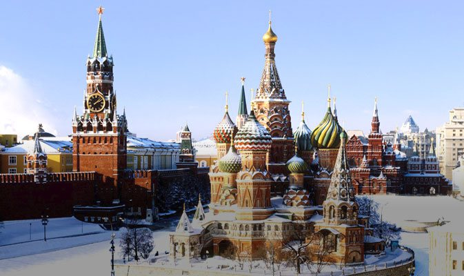 Tours to Russia Olta Travel